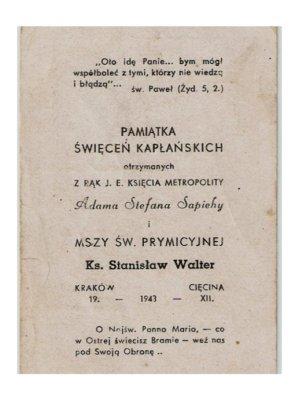 Ks Stanisław Walter